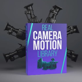 40 Motion-Captured Camera Moves To Add Realistic Motion