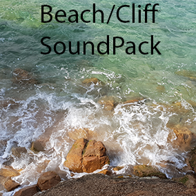 9 loopable Coast Sounds