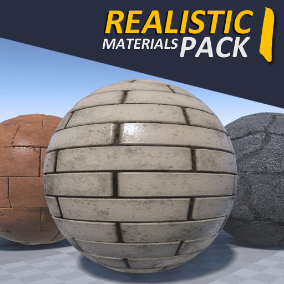 78 Seamless Realistic Materials.