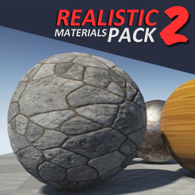 74 Seamless Realistic Materials