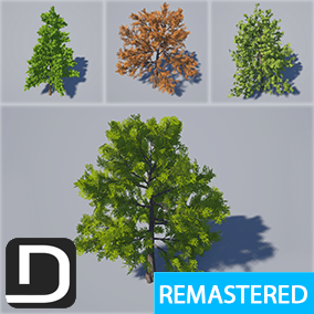 89 High Quality Trees Meshes designed to bring your projects to life!