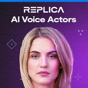 Realistic AI voice actors for your games, films, or animations. Free trial includes 30 minutes of voice generation.