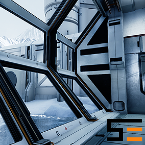 Discounted bundle for getting started on scifi projects in UE4. Includes the first 5 packs of the Modular SciFi Series, along with an exclusive environment showcasing how to utilize all packs in one scene. $60 in savings!