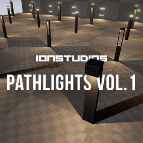 The first pack of many, including good looking simple Pathlights for any project, based in modern time. All the assets have a low poly count and are completely plug & play and Game-ready.
