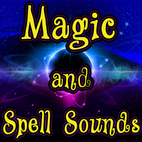 Magic and Spell Sounds is a professionally designed sound library covering many types of magic and spells.