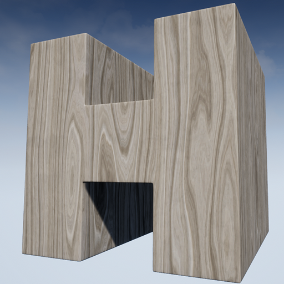 Highly customizable wood materials with seamless textures. The pack includes a set of 25 material instance versions for windows/console, and an additional set of 25 material instance versions for mobile devices.