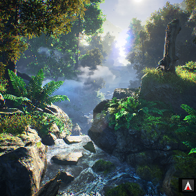 Boost your outdoor production using powerful river tool and high quality photorealistic forest setting. All assets you need to make wonderful nature levels!