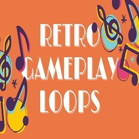 11 fun gameplay beats created with vintage synth sounds