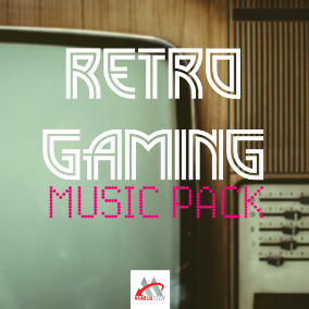 Music pack featuring 15 retro inspired sounds