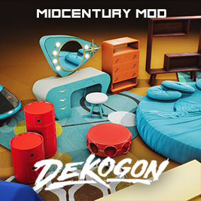 A Collection of Mid Century inspired Household Furniture!