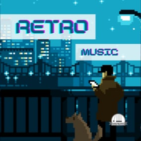 A collection of 10 retro arcade themed music tracks.