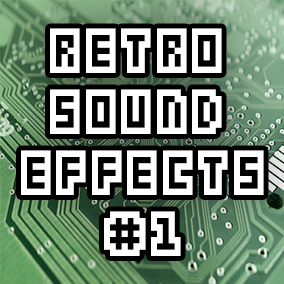 50+ retro style sound effects for your games.