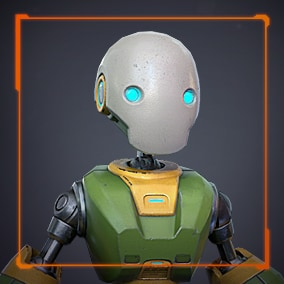 Robobot T7 is a high-quality character fully ready for use in your game projects.