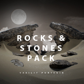 Rocks & Stones Pack