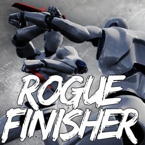 Rogue Finisher AnimSet +30 anims