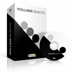 A sound effects library for all things rolling. A powerful tool set ready to use in your game design projects.
