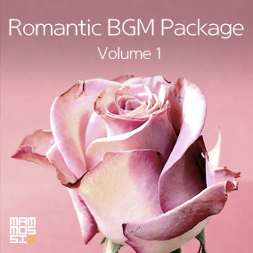 Romantic BGM Package Volume 1