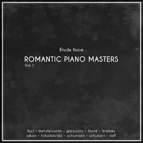 This pack features top quality piano recordings of 10 compositions by 10 renowned composers of the Romantic period.