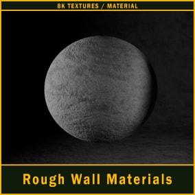 Rough Wall Materials