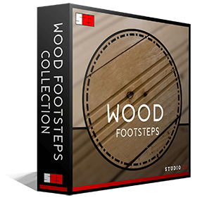 Studio 23's Wood Footsteps Collection is one of the most in depth libraries for footsteps of its type on the market, including 308 high quality .wav files (Approximately 1700 individual sounds).