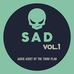 SAD Vol.1 - Royalty Free Music by The Third Plan