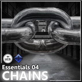 150 essential metal chain SFX!