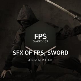 blockbuster sound produced for sword, knife