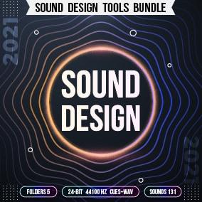 SOUND DESIGN Sound Pack Bundle
