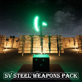 SV Steel Weapons Pack