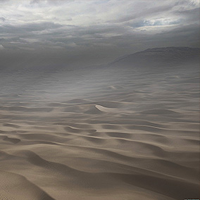 Sand Dunes Landscape v2.0 is a 64 Square Kilometers landscape, taking you right into the middle of a realistic desert.