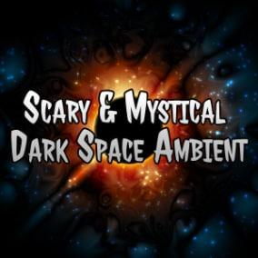 Background music for suspense, horror or dark space scenes.