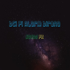 SciFi Alarm Sirena Sound FX contains 30 sounds of sirens.