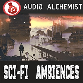 100 High-Quality ambience sounds