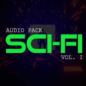 100 + Audio Files for your Sci-Fi game!