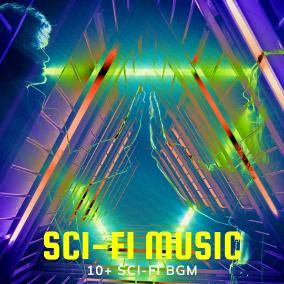 +10 Sci-Fi BGM