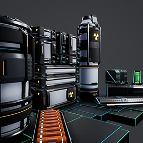 Fully interact-able crates & barrels with several containments, animations & sounds