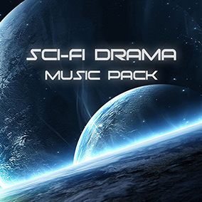 Bring your game to life with 5 emotionally evocative sci-fi themed music tracks featuring live piano!