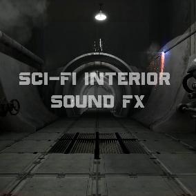 Sci-Fi Interior Sound effects