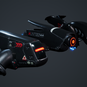3 Playable Drones. 5 Skins. 4K Textures. Animated. Ready to use as a Pawn.