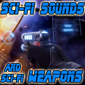 This package contains 287 high quality Sci-Fi sound effects. Covering ambiences, general sounds and weapons.