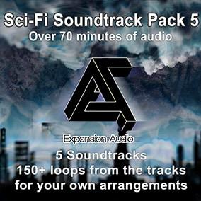 Sci-Fi Soundtrack Pack 5