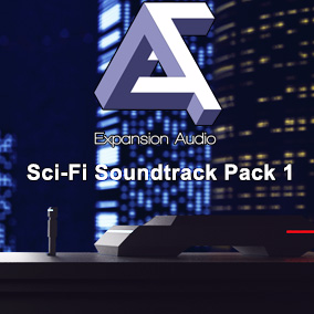 Pack of 6 Sc-Fi Soundtracks along with over 99 loops for arranging