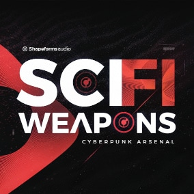 1000+ Sci-Fi Sound Effects