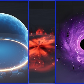 Sci-fi and magic FX