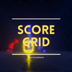 Score Grid template is here to serve you as a starting point to quickly create an arcade sports game with a lot of functionality and features.