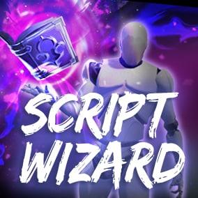 Script Wizard Anim Set + 54 animation