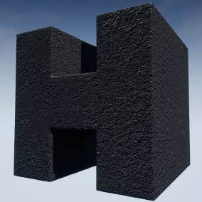 Highly customizable asphalt materials with seamless textures. The pack includes a set of 25 material instance versions for windows/console, and an additional set of 25 material instance versions for mobile devices.