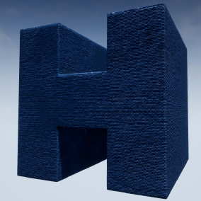 Highly customizable fabric materials with seamless textures. The pack includes a set of 25 material instance versions for windows/console, and an additional set of 25 material instance versions for mobile devices.