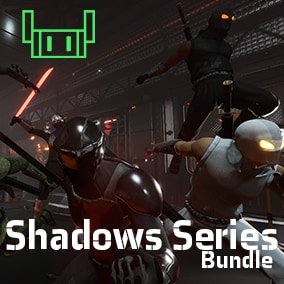 Shadows Series Bundled Compilation