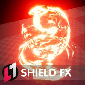Shield FX - Elementals